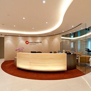 Bank of Singapore, Hong Kong