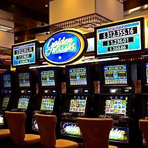 Gaming floor, The Star Casino